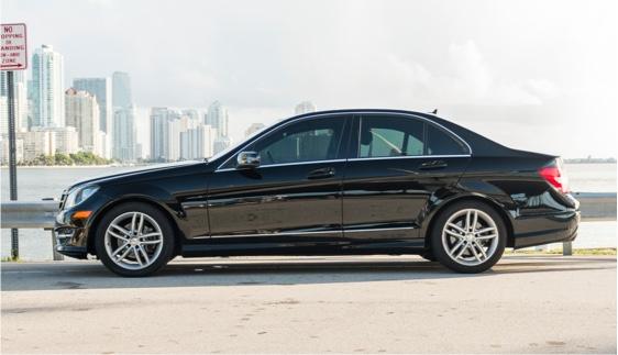 Rent a Mercedes-Benz