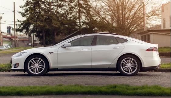 Louer une Tesla