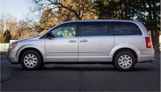 Chrysler rental alternatives