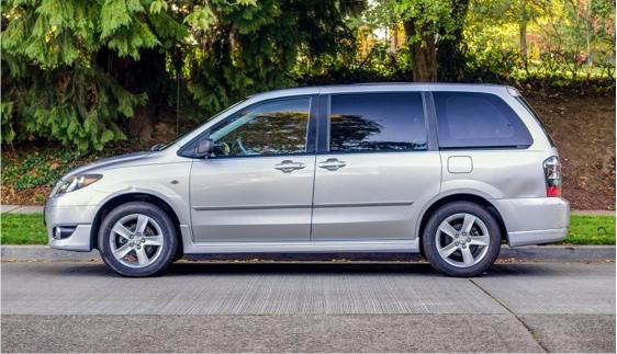 Mazda rental alternatives