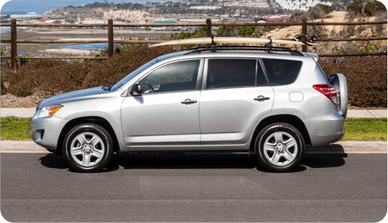 Book an SUV in HI