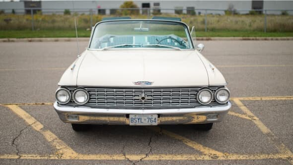 Christopher's 1962 Ford Galaxie